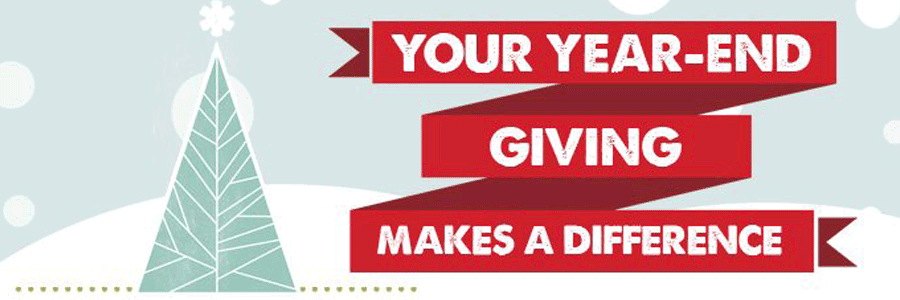 End of the Year Giving
